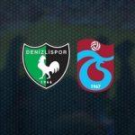 Trabzonspor Denizli'de ağır yaralı!